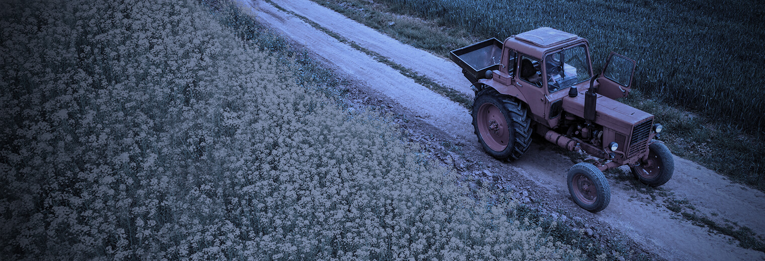 Insurance for agricultural industry