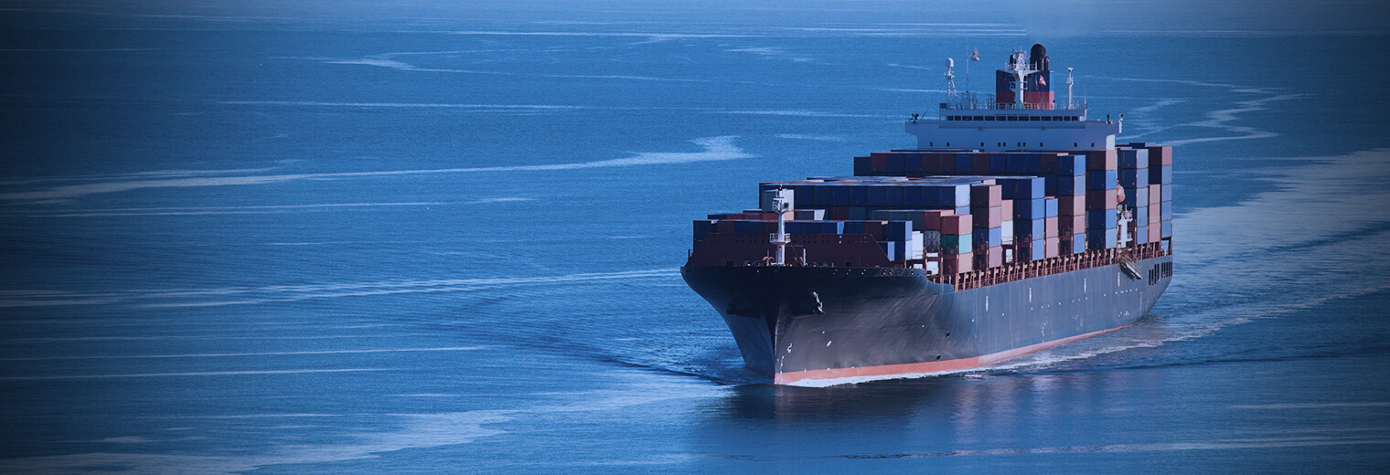 Insurance marine and international logistics industry