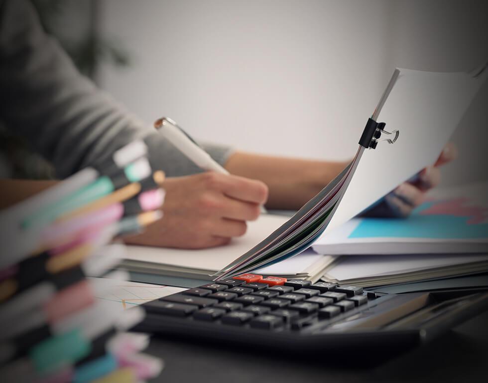 Services actuariels et soutien à la clientèle