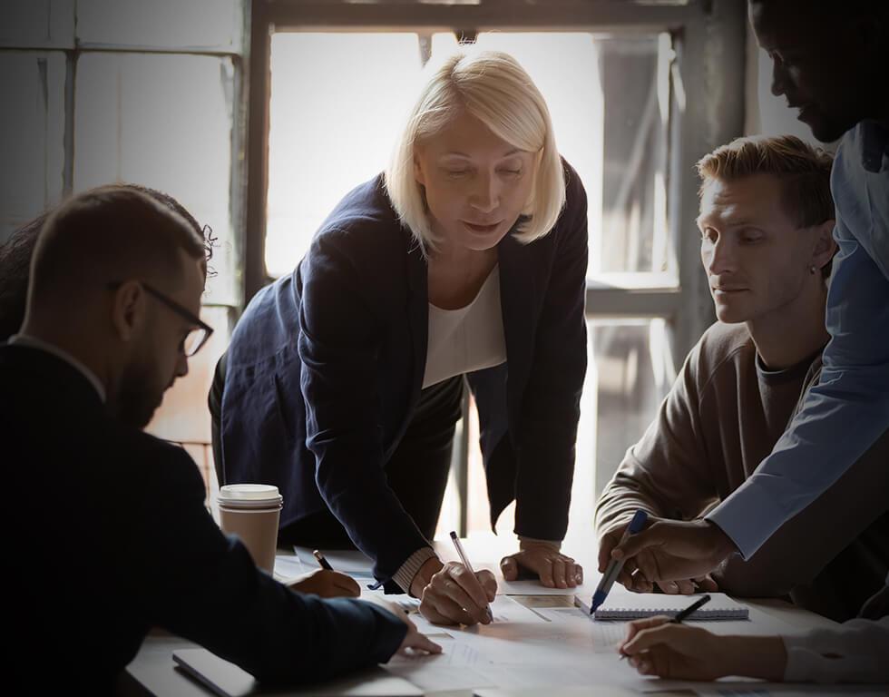 Programmes et solutions d'assurance collective