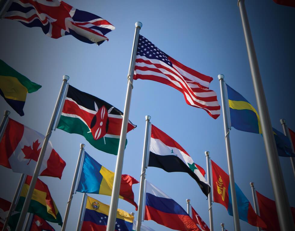 Solutions internationales